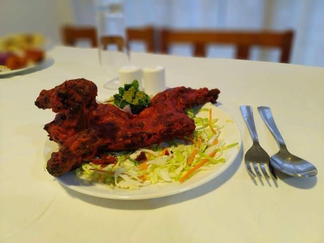 chicken tandoor shillong