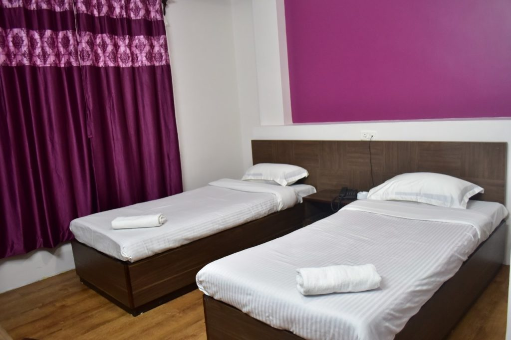 double rooms in shillong